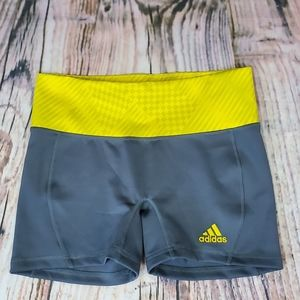 Adidas Four Inch Short Tights Athletic Shorts